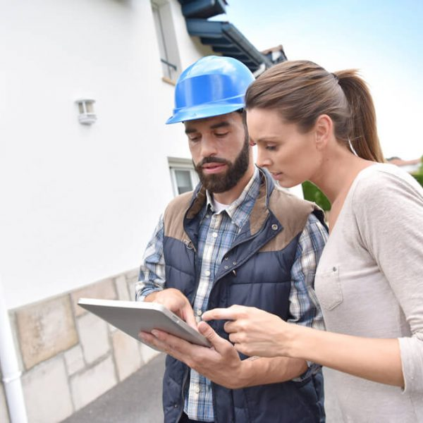 Is it more beneficial to have a home inspector that can aide in repairs?